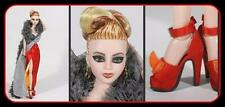 "Horsman VITA Elements INFERNO Fire Theme 16"" Most Poseable Doll LE 100 BJ New"
