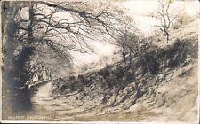 Frodsham near Runcorn. Hillfoot, Overton Hill.