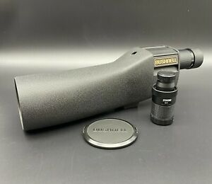 BUSHNELL SPACEMASTER II 2 70MM TELESCOPE - 78-1900 with 45x Zoom - With Box