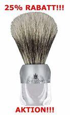 Vie-Long Brocha de afeitar Tejón / Mezcla De Crin De Caballo 21mm plexigriff