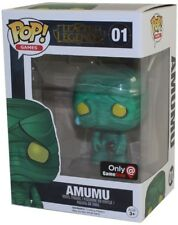 AMUMU! Funko Pop! exclusivo de Liga de Leyendas Gamestop