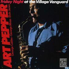 Art Pepper - Friday Night at the Village Vanguard [New CD]