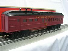 LIONEL 6-81785 Canadian Pacific BABY MADISON DINER CAR o gauge 2485 passenger