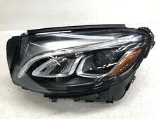 16 17 18 MERCEDES GLC250 GLC300 GLC43 LEFT LH DRIVER SIDE LED HEADLIGHT OEM