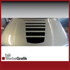Aufkleber /  Sticker / Dekor / Motorhaubenstreifen /  alle Modelle  / #046