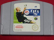 FIFA 99 NINTENDO 64 FIFA SOCCER 99 N64