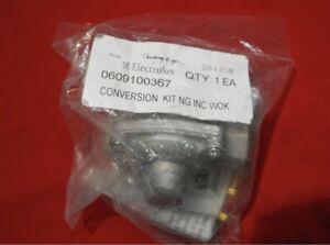 0609100367 Electrolux Cooktop Natural Gas Conversion Kit (LPG   NG) GENUINE