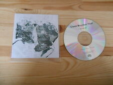 CD Pop Cheek Mountain Thief - Showdown (1 Song) Promo FULL TIME HOBBY