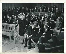 HEDY LAMARR WILLIAM POWELL Original Vintage 1942 CROSSROADS MGM Studio DBW Photo
