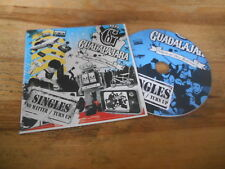CD Ethno Guadalajara-Singles (3) canzone MCD Arcadia Agency Cargo CB