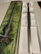 Uc1266 Sword of The WitchKing Lotr United Cutlery Lord of the Rings Witch King