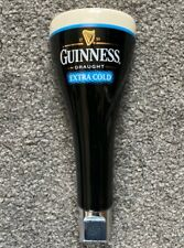 More details for rare vintage porcelain guinness beer bar tap handle knob. mint condition