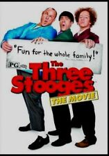 New Dvd The Three Stooges The Movie: Sean Hayes Will Sasso Chris Diamantopoulos