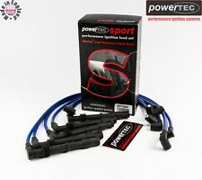 POWERTEC SPORT ACCENSIONE HT Lead AUDI 90 200 COUPE s2 2.0 2.2 20v Turbo 7a 3b NM