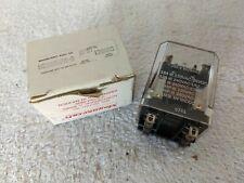 Magnecraft W88acpx-4 Power Relay 120vac SPDT 8-pin Circular Plug