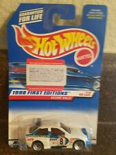 Mattel Hot Wheels 1998 First Editions Escort Rally #1 of 40 New in Package