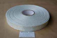 5 Mètre linéaire bande tissu roving de verre 280g/m² largeur 2,5 cm