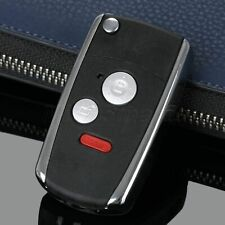 Replacement Foldable Flip Remote Key Shell Case Fob Fit for Honda CR-V Fit 2010