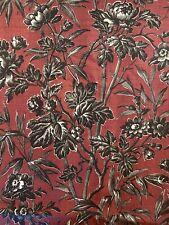 "Waverly Decorator Fabric 2 Yards X 56"" Wide Made In USA"