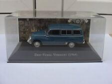 DKW Vemag Vemaguet 1964 blue IXO MIB 1:43 auto union audi nsu volkswagen RARE