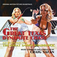 Great Texas Dynamite Chase / Great Smokey Roadblock-Original Soundtracks