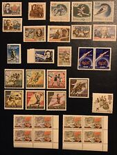 Russia 1960 Collection MNH