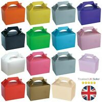 Food Lunch Boxes Cupcake Gift Party Loot Bag Wedding Children Birthday Kids ML