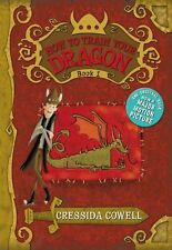 Complete Set Series - Lot 12 How to Train Your Dragon Cressida Cowell HARDCOVER