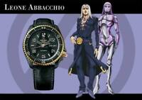 JoJo's Bizarre Adventure Seiko 5 Sports Watch Leone Abbacchio SBSA038 Limited