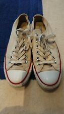 Converse All Star White Size 4.5 Eur 37