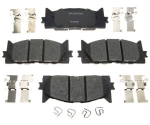 Disc Brake Pad Set-R-Line Ceramic Front|Raybestos MGD1222CH - Fast Shipping