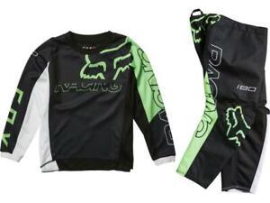 Fox Racing 180 Trice/Skew Kid's Child Jersey & Pant Combo MX/ATV/BMX Boy's Youth