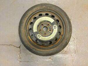 """BMW Z3 & Z4 16"""" Spare Space Saver Wheel & Tyre Alloy 125 70 R16 E36 E37 E86 E85"""