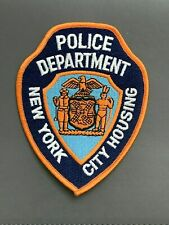 NEW YORK CITY HOUSING POLICE PATCH