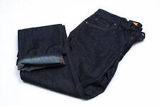 Hugo Boss Jeans bo24 w32 l36 bleu denim regular fit coton denim Orange NEUF