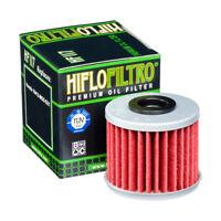 FILTRO OLIO HIFLO HF117 HONDA NC750 S DCT 2014-2017