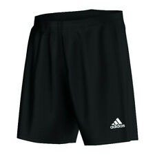 Adidas Parma 16 Corto Sin Slip Interior Negro
