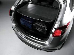 Mazda CX-5 Retractable Cargo Cover 2013 2014 2015 2016 KD33-V1-350A