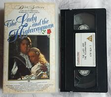 THE LADY AND THE HIGHWAYMAN (VHS) Hugh Grant + Lysette Anthony + Oliver Reed