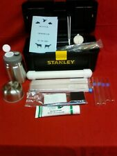 Deluxe All-2-mate kit with deluxe stainless steel thaw container