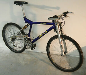 "pro flex 856 girvin fork 26"" full suspension 59c top tube 1996?"