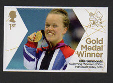 2012 SG 3388 Ellie Simmons - Swimming - Paralympic Games Gold Medal Winner