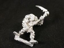 Citadel Metal CH3 Realms of Chaos Champion : Morlok Soul Reaper with Scythe