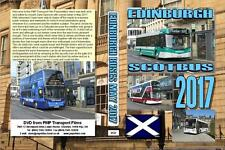 3537. Edinburgh. UK. Buses. May 2017. The location which never fails to deliver