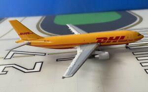 DHL Airbus A300-600F D-AEAK 1/400 scale dicast Aeroclassics