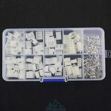 50pcs 2.54mm Kit in box Step Insulated Terminal Wire Connectors Adapter XH2P Kit