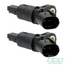 2 x ABS Sensor hinten links + rechts VW Bora Caddy II Golf IV Lupo New Beetle