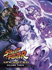 STREET FIGHTER UNLIMITED VOL #3 THE BALANCE HARDCOVER Udon Video Game Comics HC