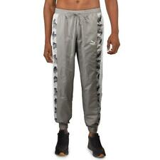 Puma Mens Wild Pack Taupe Fitness Workout Activewear Track Pants M Bhfo 4510