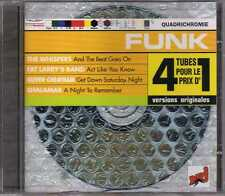 Compilation - Quadrichromie Funk - CDA - 1997 - Funk Shalamar Fat Larry's Band